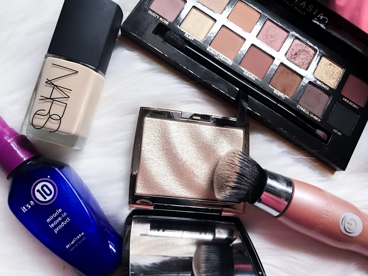 My April obsessions. Beauty, skincare, tv shows, music + more that I have been loving this month.