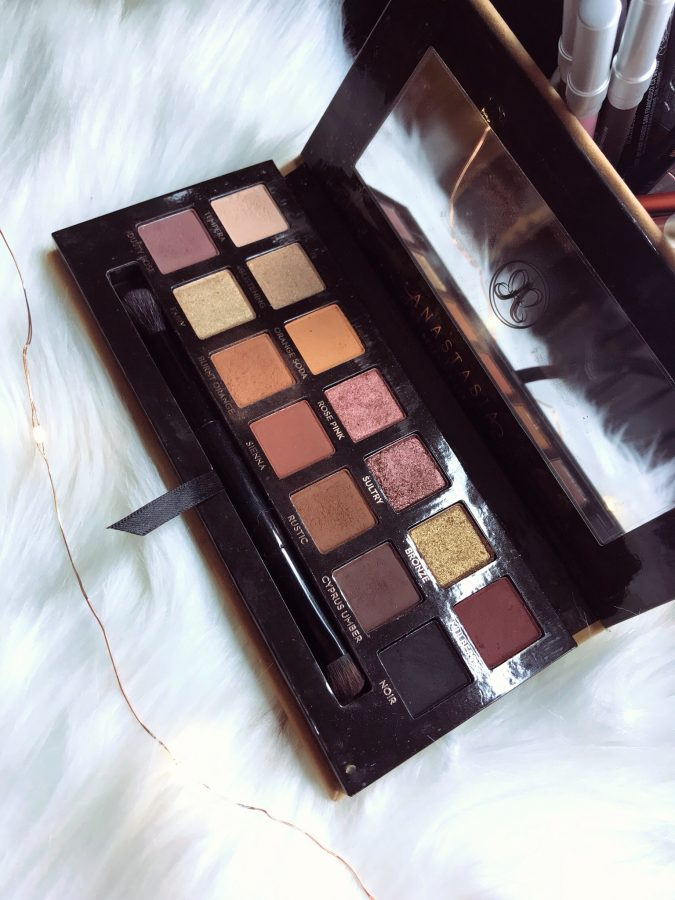Anastasia Beverly Hills Soft Glam Palette Swatches and Review. Is the Soft Glam palette worth the cost? First impressions.