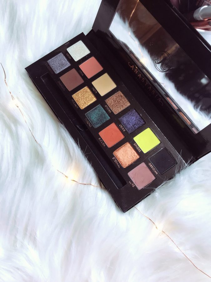 Anastasia Beverly Hills Prism palette swatches and review. Is the Prism palette worth the cost? First impressions.