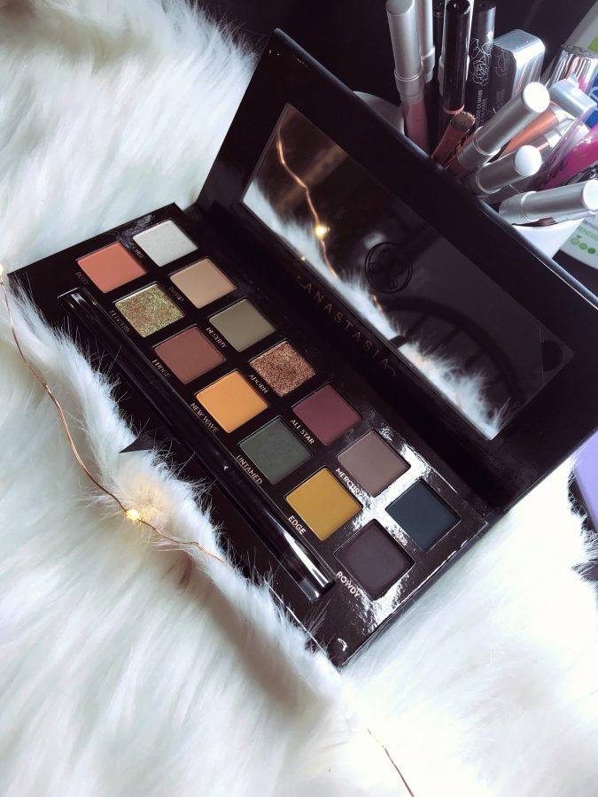 Anastasia Beverly Hills Subculture Palette swatches and review. Is the ABH Subculture palette worth the money?