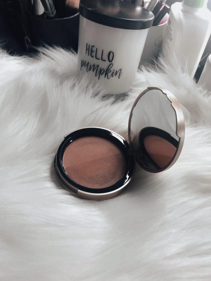 Beauty on a budget, TJ Maxx beauty haul - Too faced sunbunny bronzer.