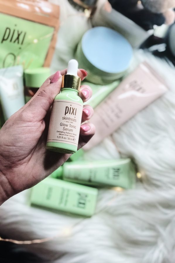 Pixi Glow Tonic Serum review - Skin care products I love from Pixi Beauty