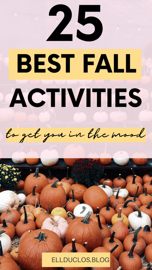 25 Best fall activities to do in new england. The ultimate fall bucket list.