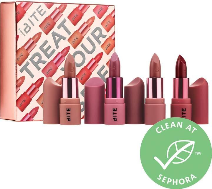 2019 Sephora Holiday Gift Sets - Bite Beauty Creamy Color 4 piece set