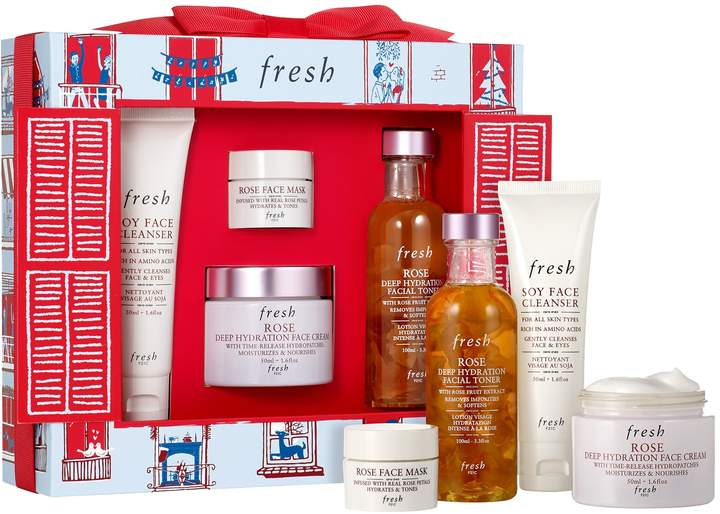 2019 Sephora Holiday Gift Set Guide - Fresh Hydration Ever After Gift Set