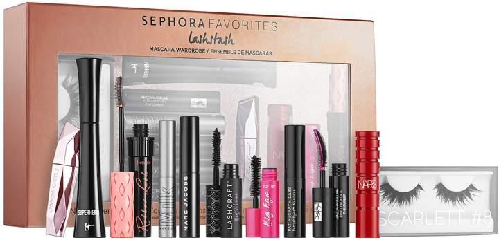 2019 Sephora Holiday Gift Set must haves. Sephora favorites lashstash gift set.