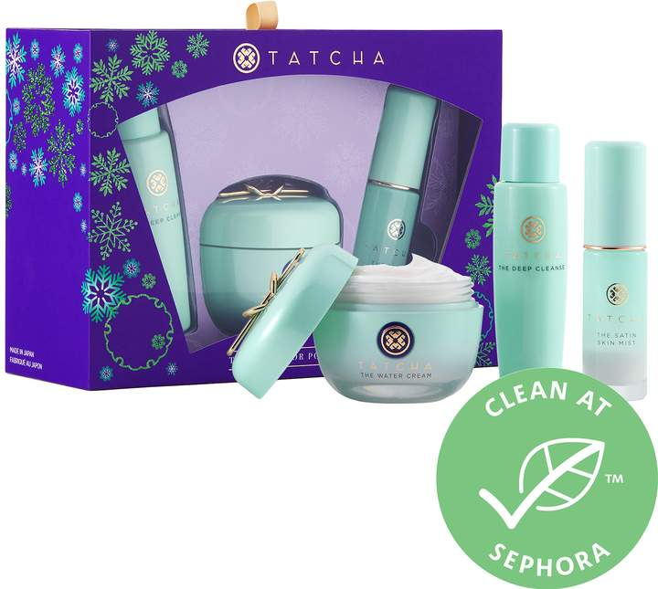 2019 Sephora Holiday Gift Set Guide - Tatcha Poreless Skin Gift Set