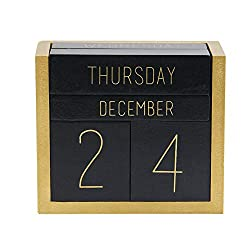 Date countdown from Amazon for your office desk.