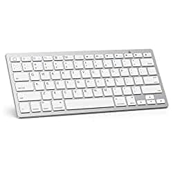 Amazon office finds, wireless bluetooth keyboard