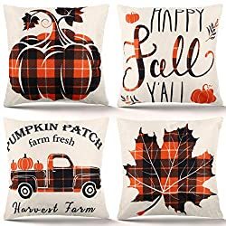Fall pillow covers - Fall decor finds from Amazon