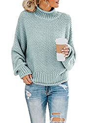 chunky fall sweater from Amazon