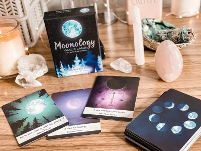 The best oracle cards for beginners - Moonology oracle