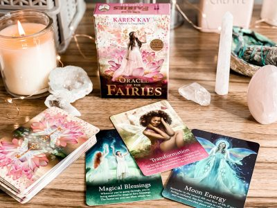 The best oracle decks for beginners - the oracle of the fairies deck
