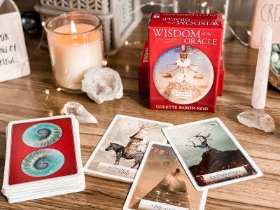 My favorite oracle decks for beginners - Wisdom of the oracle