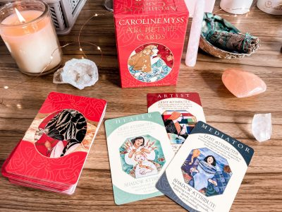 The best oracle cards for beginners - The Archetypes Cards