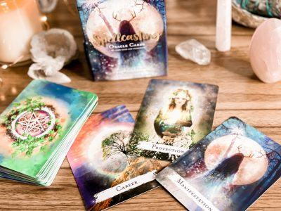 The best oracle decks for beginners - Spell casters oracle deck