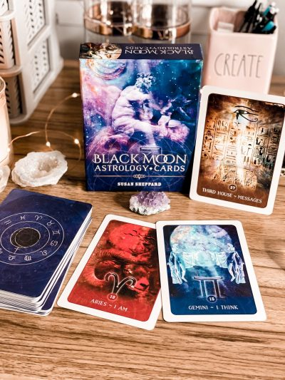 The Black Moon Astrology Deck