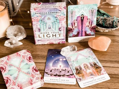 The best oracle decks for beginners - work your light oracle cards